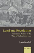 Cover for Land and Revolution