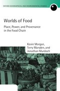 Cover for Worlds of Food