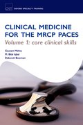 Cover for Clinical Medicine for the MRCP PACES