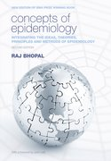 Cover for Concepts of Epidemiology