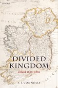 Cover for Divided Kingdom