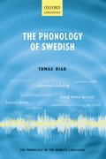 Cover for The Phonology of Swedish