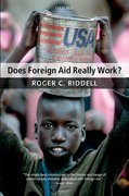 Cover for Does Foreign Aid Really Work?