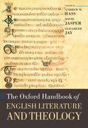 Cover for The Oxford Handbook of English Literature and Theology