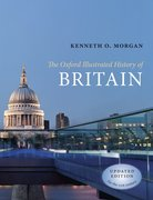 Cover for The Oxford Illustrated History of Britain