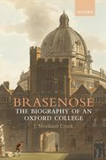Cover for Brasenose