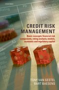 Cover for Credit Risk Management