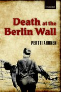Cover for Death at the Berlin Wall