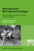 Cover for Aboveground-Belowground Linkages