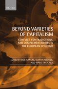 Cover for Beyond Varieties of Capitalism