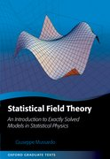 Cover for Statistical Field Theory