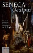 Cover for Seneca: Oedipus