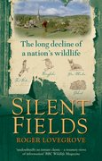Cover for Silent Fields