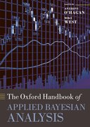 Cover for The Oxford Handbook of Applied Bayesian Analysis