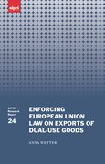 Cover for Enforcing European Union Law on Exports of Dual-use Goods