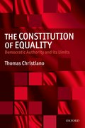Cover for The Constitution of Equality
