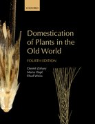 Cover for Domestication of Plants in the Old World