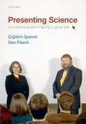 Cover for Presenting Science