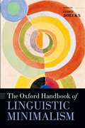 Cover for The Oxford Handbook of Linguistic Minimalism