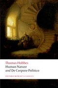 Cover for The Elements of Law Natural and Politic. Part I: Human Nature; Part II: De Corpore Politico