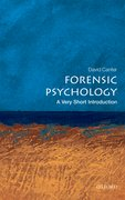 Cover for Forensic Psychology: A Very Short Introduction
