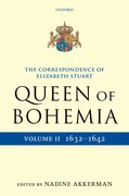 Cover for The Correspondence of Elizabeth Stuart, Queen of Bohemia, Volume II