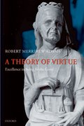 Cover for A Theory of Virtue