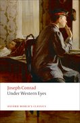 Cover for Under Western Eyes