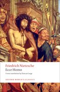 Cover for Ecce Homo - 9780199552566
