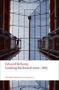 Cover for Looking Backward 2000-1887