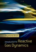 Cover for Introduction to Reactive Gas Dynamics