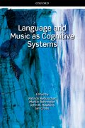 Cover for Language and Music as Cognitive Systems