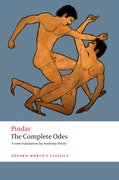 Cover for The Complete Odes
