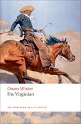 Cover for The Virginian