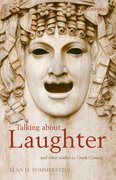 Cover for Talking about Laughter