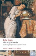 Cover for John Keats: Major Works