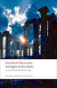Cover for Twilight of the Idols