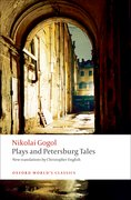 Cover for Plays and Petersburg Tales
