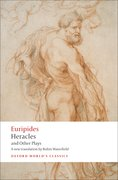 Cover for Heracles and Other Plays