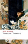 Cover for The Custom of the Country