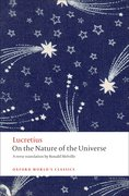 Cover for On the Nature of the Universe