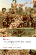 Cover for The Complete <i>Odes</i> and <i>Epodes</i>