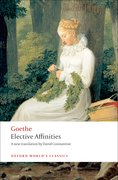 Cover for Elective Affinities