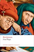 Cover for Five Plays