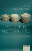 Cover for Prehistoric Materialities