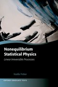 Cover for Nonequilibrium Statistical Physics