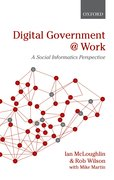 Cover for Digital Government at Work