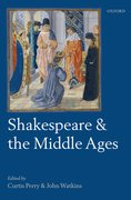 Cover for Shakespeare and the Middle Ages