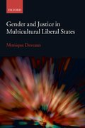 Cover for Gender and Justice in Multicultural Liberal States