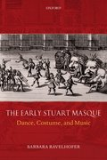 Cover for The Early Stuart Masque